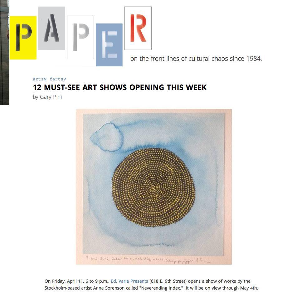 Anna Sörenson-Paper-Press