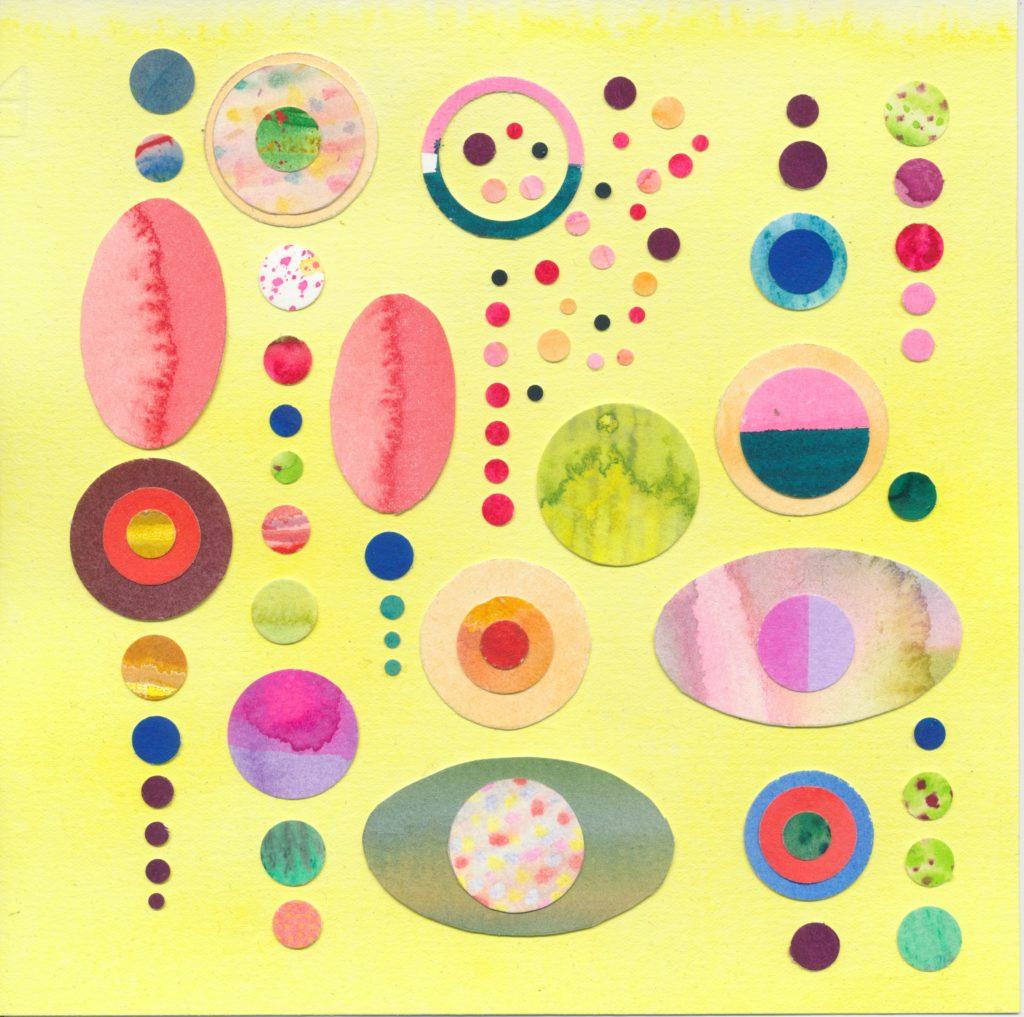 Rydh/Sörenson, collage, 25 x 25 cm
