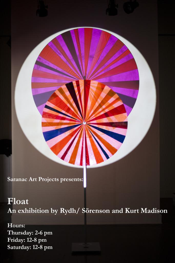 Float Saranac_poster